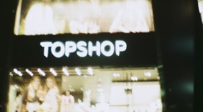 Win £300 to spend at Topshop!